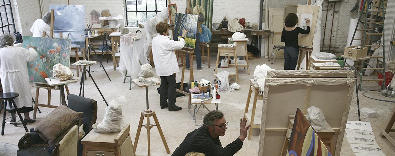 atelier-malerei